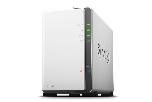 synology-ds215j