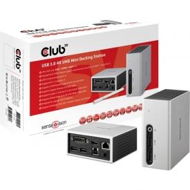 SenseVision USB 3.0 4K UHD Mini Docking Station