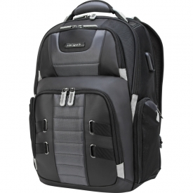 DrifterTrek 11.6-15.6 Laptop Backpack with USB Po