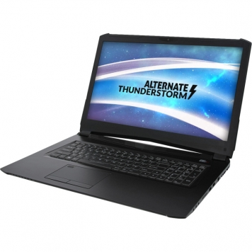 Thunderstorm 17CL875-GTX1060 SSD+HDD
