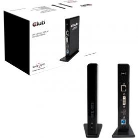 SenseVision USB 3.0 Dual Display Docking Station